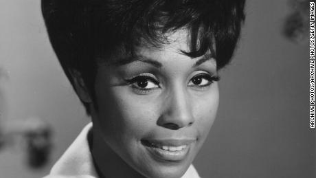 Headshot of actress Diahann Carroll, as she appears in the television show 'Julia', circa 1968-1970. (Photo by Archive Photos/Getty Images)