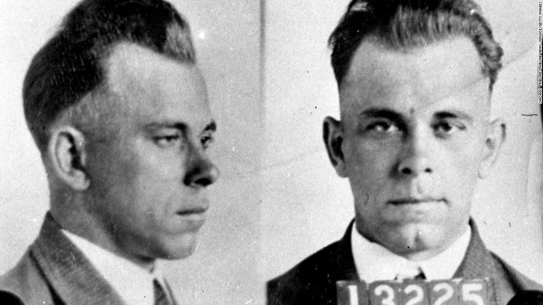 Indiana approves plan to exhume John Dillinger's grave