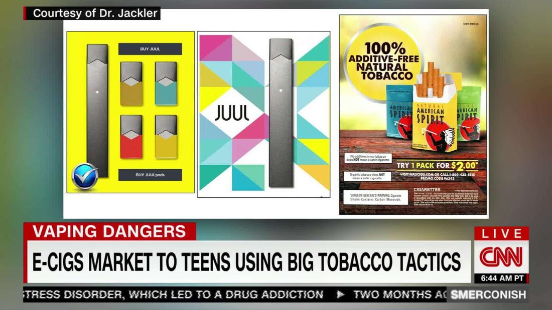 More than 6 million US middle and high schoolers used tobacco products in 2019, report says