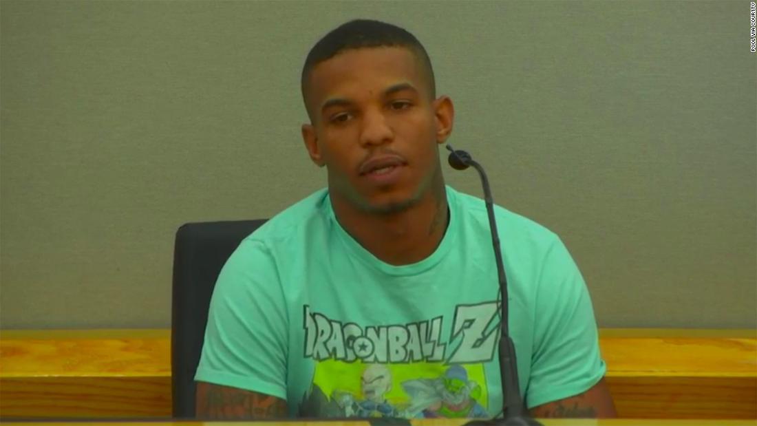 Kronzeuge war der Vorstoß in ein Rampenlicht, er wollte nicht bei der ex-cop den Mord trial. Er wurde getötet, 10 Tage später