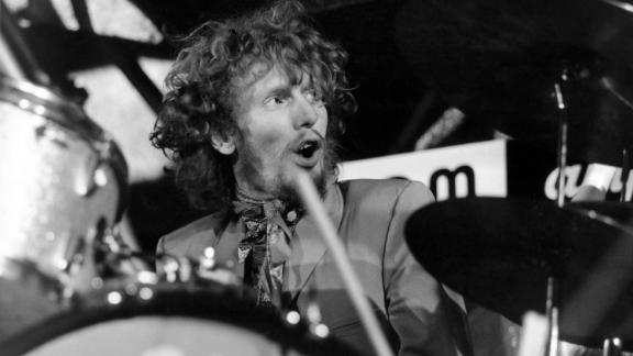 Ginger Baker, a notorious hellraiser and celebrated drummer in the supergroup Cream, died at the age of 80 on October 6.
