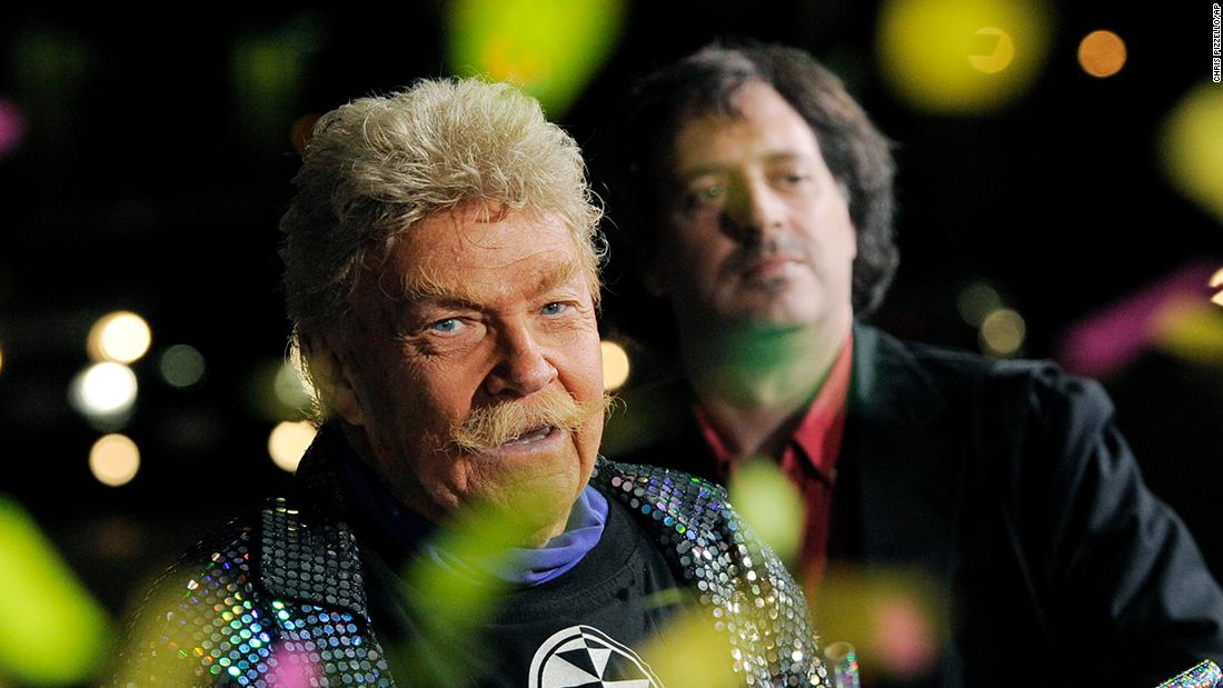 Actor and comedian Rip Taylor is dead at 84 - CNN