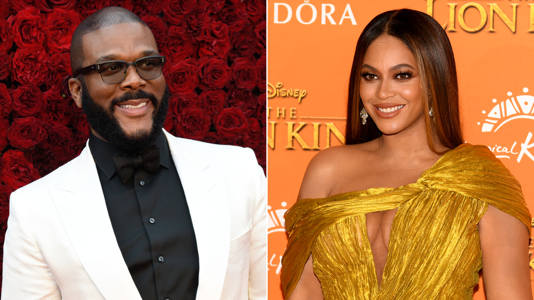 Beyoncé says she couldn't stop crying at opening of Tyler Perry's new studios