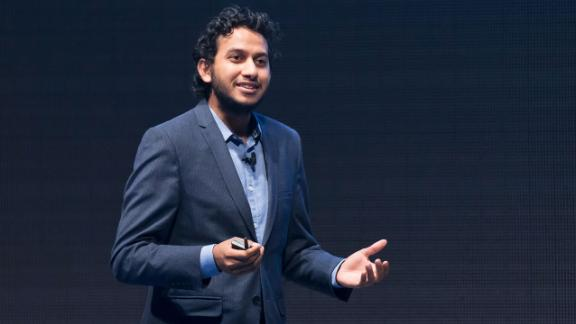 Ritesh Agarwal founded OYO in 2013.
