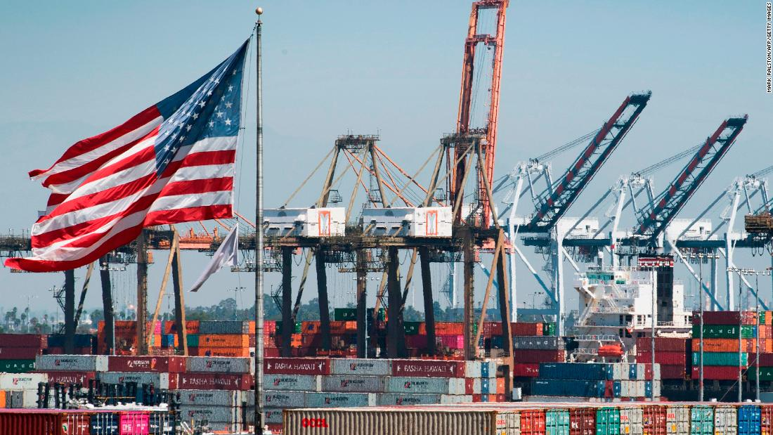IMF sees weaker global economic recovery. US growth pegged at 2.1% in 2020