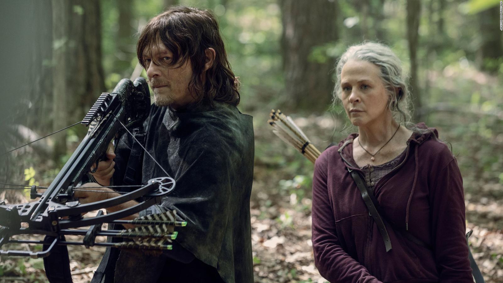 The Walking Dead' Season 10 premiere killed it - CNN