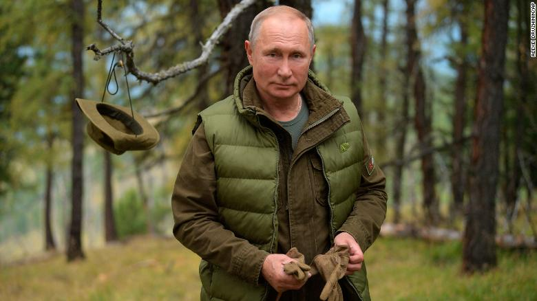 Image result for images of Kremlin releases new photos of Russia's president Vladmir Putin as he prepares for 67th birthday