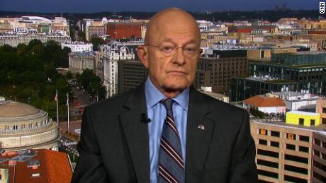 Clapper: Trump administration is sending us this message