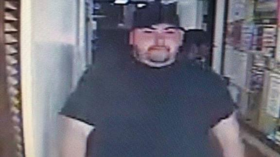 Heath Bumpous turned himself in after his fiancee recognized him from surveillance images.