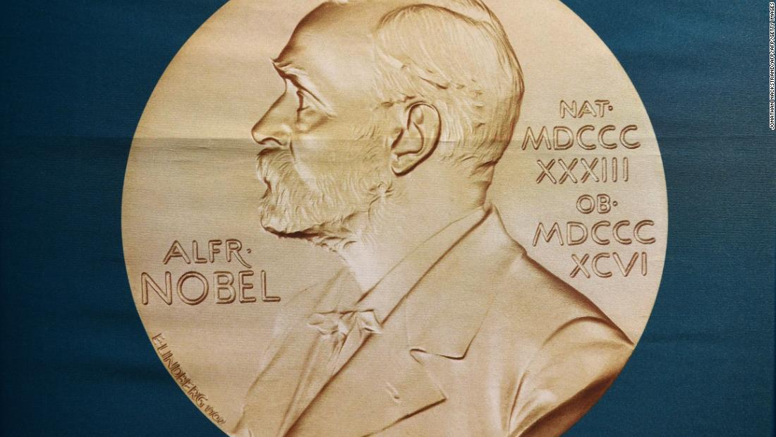 Hadiah Nobel untuk Kedokteran mengumumkan