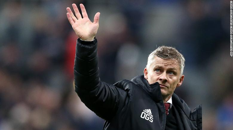 Ole Gunnar Solskjaer's side has won just two of its eight Premier League games so far this season.