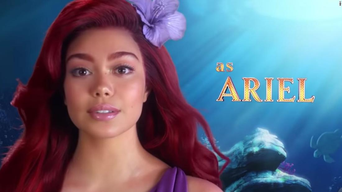'Little Mermaid Live!' teaser reveals first look at Ariel and Ursula