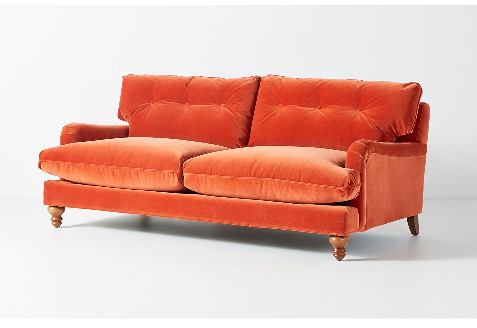 Find An Orange Couch Inspired By Friends Tv Show Cnn Underscored