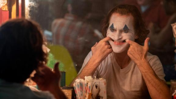 "Best actor in a motion picture — drama: Joaquin Phoenix, ""Joker"""