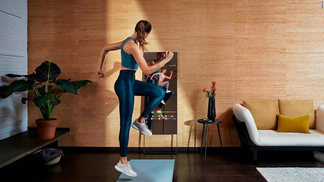startup wants to put a personal trainer
