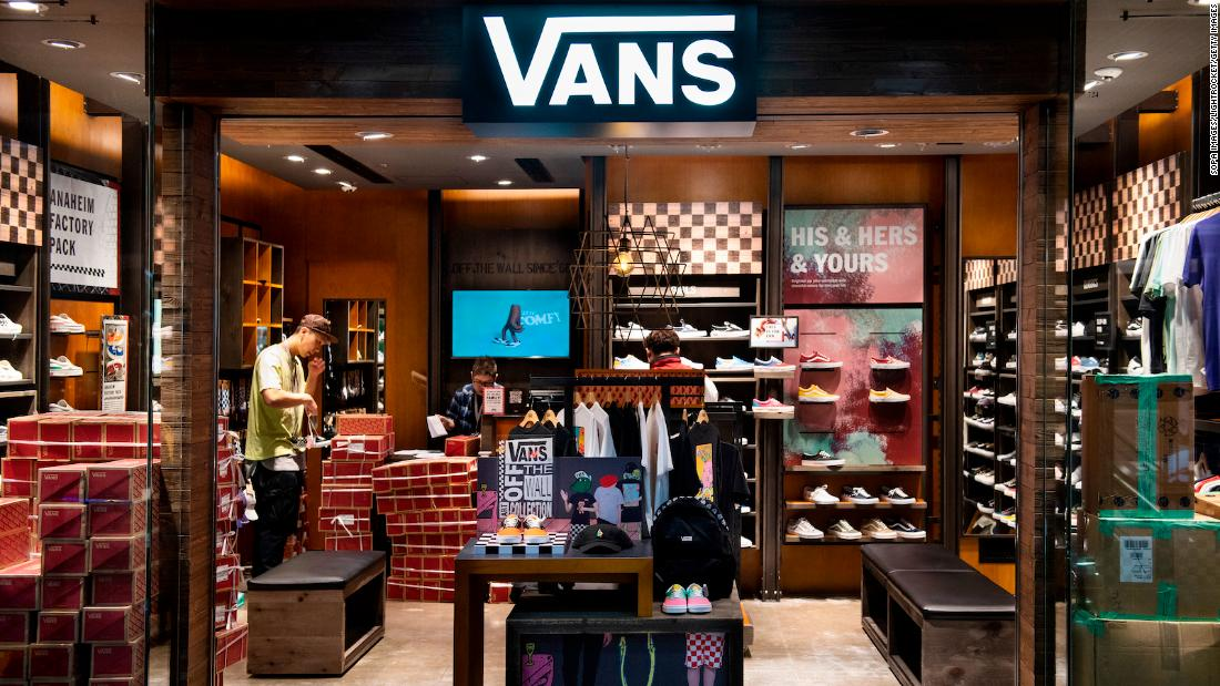 Vans faces Hong Kong boycott over sneaker design controversy - CNN Style