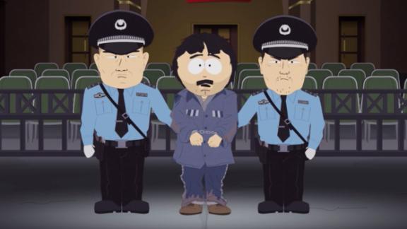 South Park creators give
