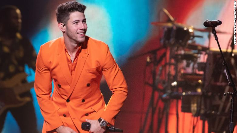 Nick Jonas releases 'Spaceman' music video and album