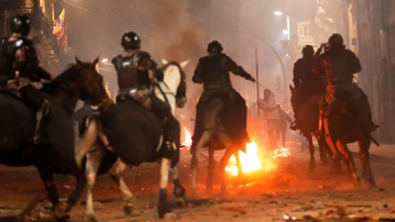 Protesters kidnapped more than 50 military personnel amid ongoing unrest.