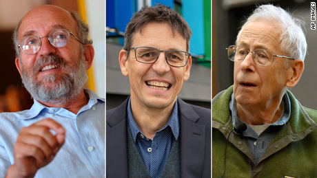Nobel Prize in Physics winners 'forever changed our conceptions of the world'