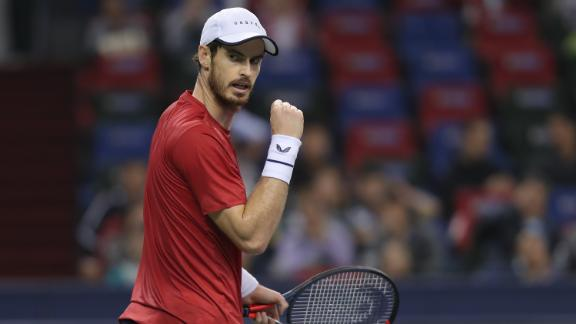Andy Murray, once the top-ranked men's player in the world, has been ranked outside the top 200 in recent months.
