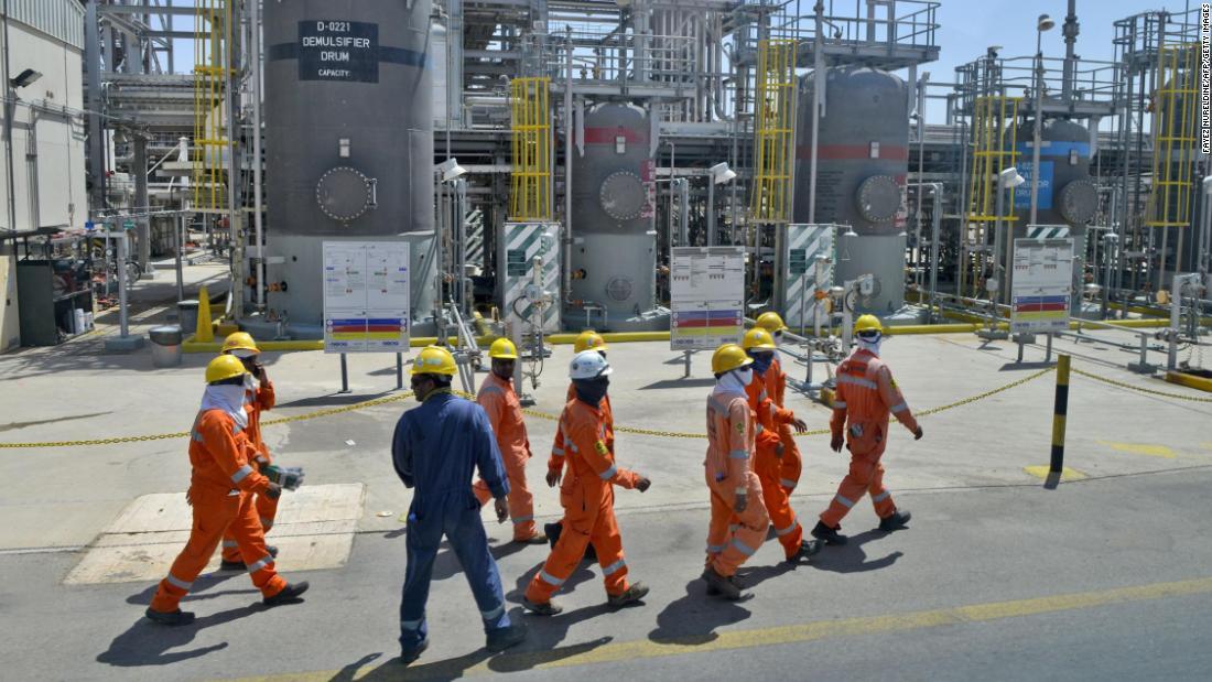 Saudi Arabia puts $1.7 trillion price tag on its oil monopoly