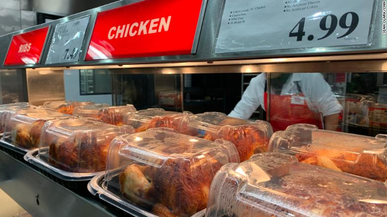 Costco Is Going To Extremes To Keep Its Rotisserie Chickens At