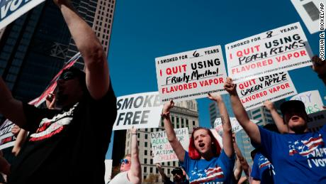 'We Vape, We Vote': How vaping crackdowns are politicizing vapers