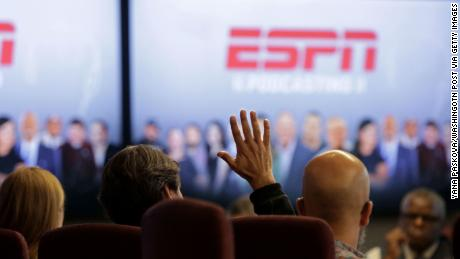 ESPN faces criticism over its coverage of Hong Kong tweet and the NBA