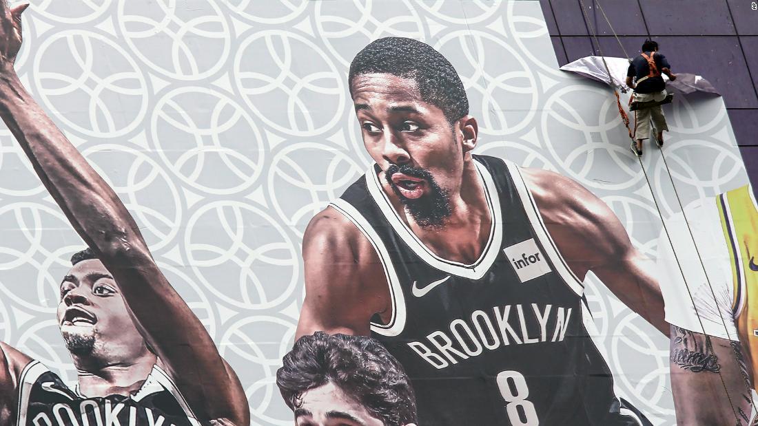 Kebanggaan yang dipertaruhkan bagi kedua Cina dan NBA lebih dari $4 miliar kejatuhan