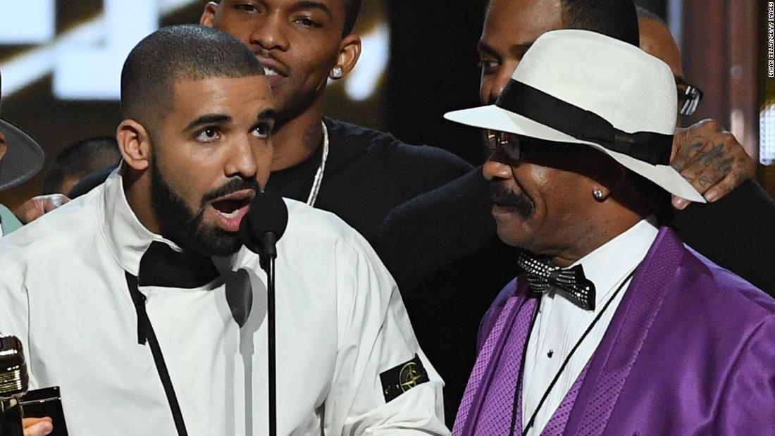 Drake 'hurt' von Vater erhobenen Vorwürfe, er täuschte drama um Platten zu verkaufen