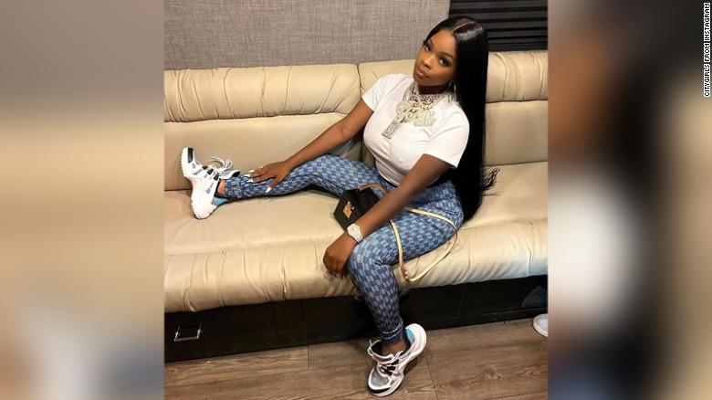 Rapper JT is one half of the hip-hop duo City Girls.