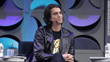 Former WeWork CEO is getting a massive payout