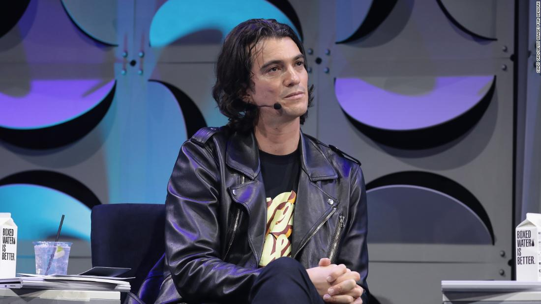 WeWork founder Adam Neumann loses out as SoftBank scraps share buyout
