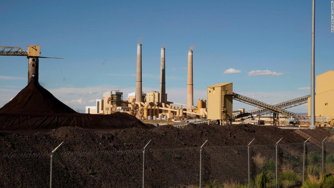 Trump ' s mission zur Rettung der Kohle scheitert