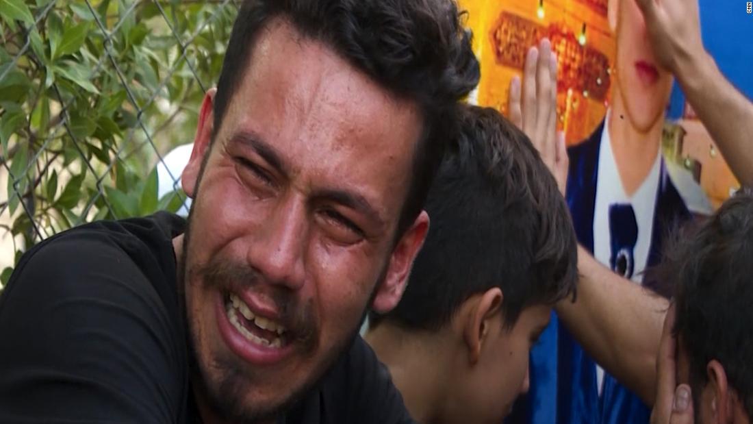 Irak pengunjuk rasa mengatakan mereka memiliki video kekejaman pemerintah