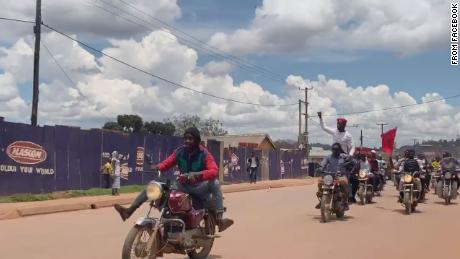 'Dictators must be resisted' Popstar Bobi Wine says to Ugandans