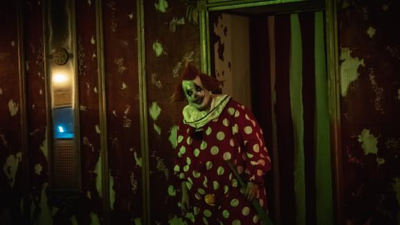 Bates Motel (Glen Mills, Pennsylvania): Don't be scared -- they're just clownin' around at the Bates.