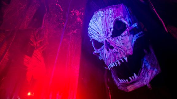 Haunted Overload (Lee, New Hampshire): There will be consequences if you take a wrong turn in this quaint corner of New England.