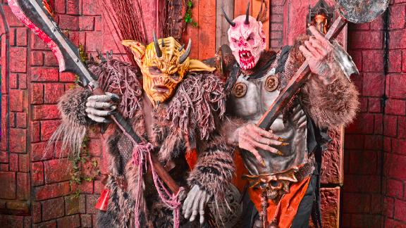 Netherworld Haunted House (Stone Mountain, Georgia): If you don't want to spend time in this pleasant company, Netherworld has an escape game and laser tag, too.