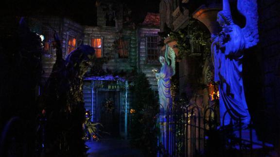 Netherworld Haunted House (Stone Mountain, Georgia): The creepy atmosphere at Netherworld has made it an Atlanta-area favorite for years.