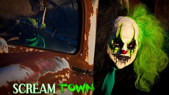 """Scream Town (Chaska, Minnesota): You can choose from seven attractions at Scream Town in 2019, including """"Zombie Apocalypse CDC"""" and the new """"Santa's Slay."""""""