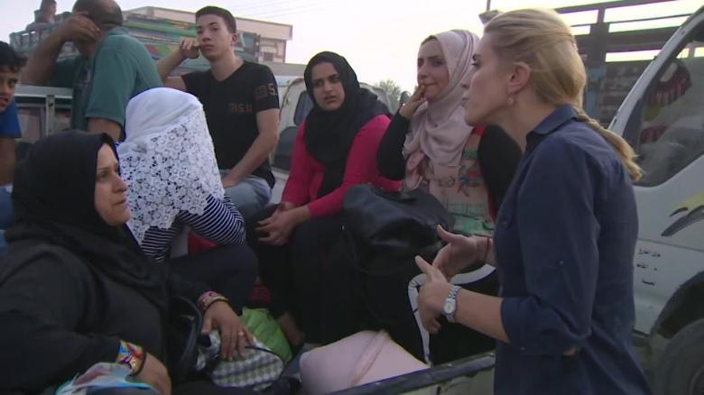 clarissa ward fleeing syria residents vpx_00011412