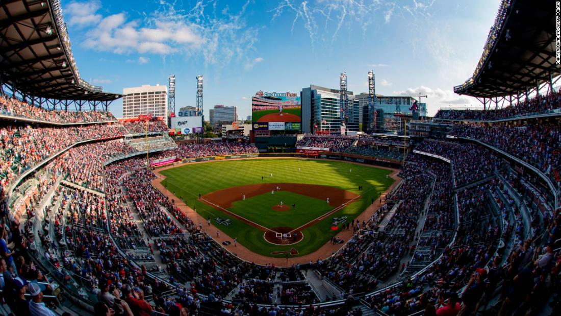 Atlanta Braves will reduce use of Tomahawk Chop after ...Atlanta Braves