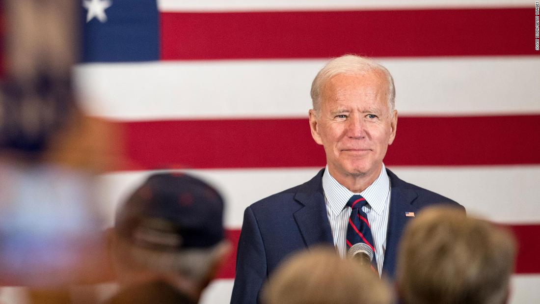 Biden kampanye ledakan New York Times cakupan dalam surat kepada editor eksekutif
