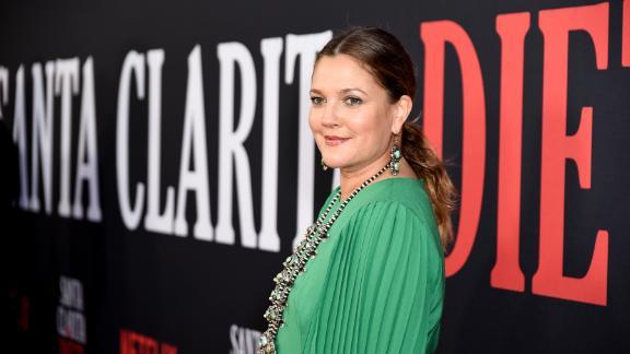 Drew Barrymore attends Netflix