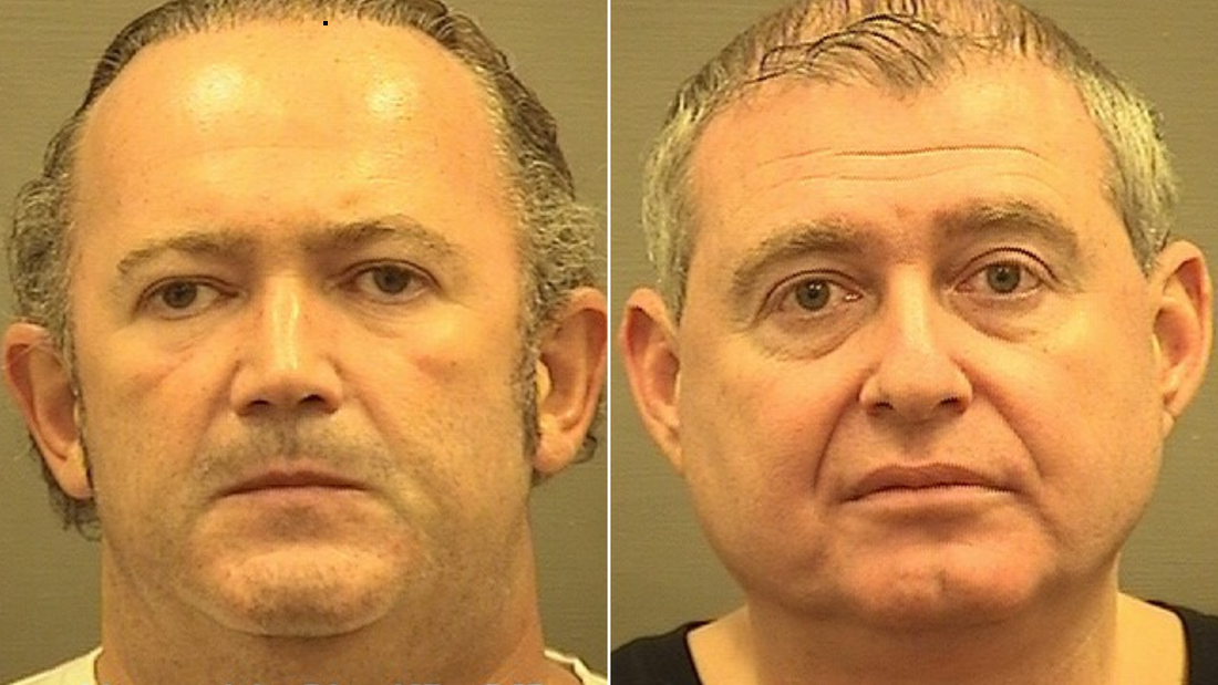 Two men connected to Giuliani's Ukraine efforts charged with funneling foreign money into US election