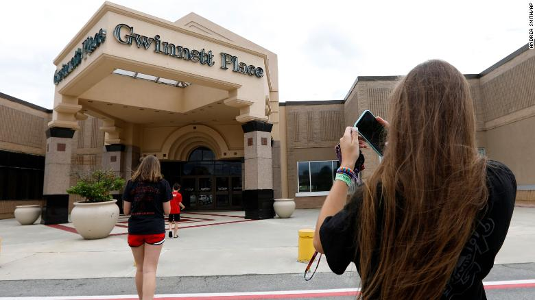 """The Georgia mall heavily featured in the latest season of Netflix's """"Stranger Things"""" is going up for sale."""
