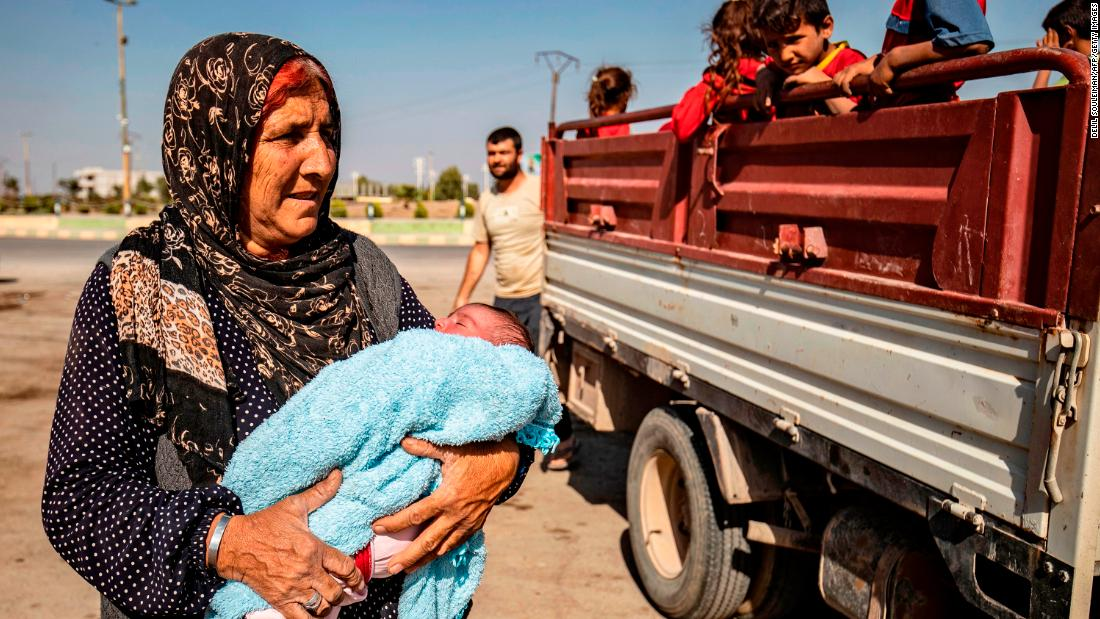 ペンタゴン債権ではない捨て人のクルド人が受入について