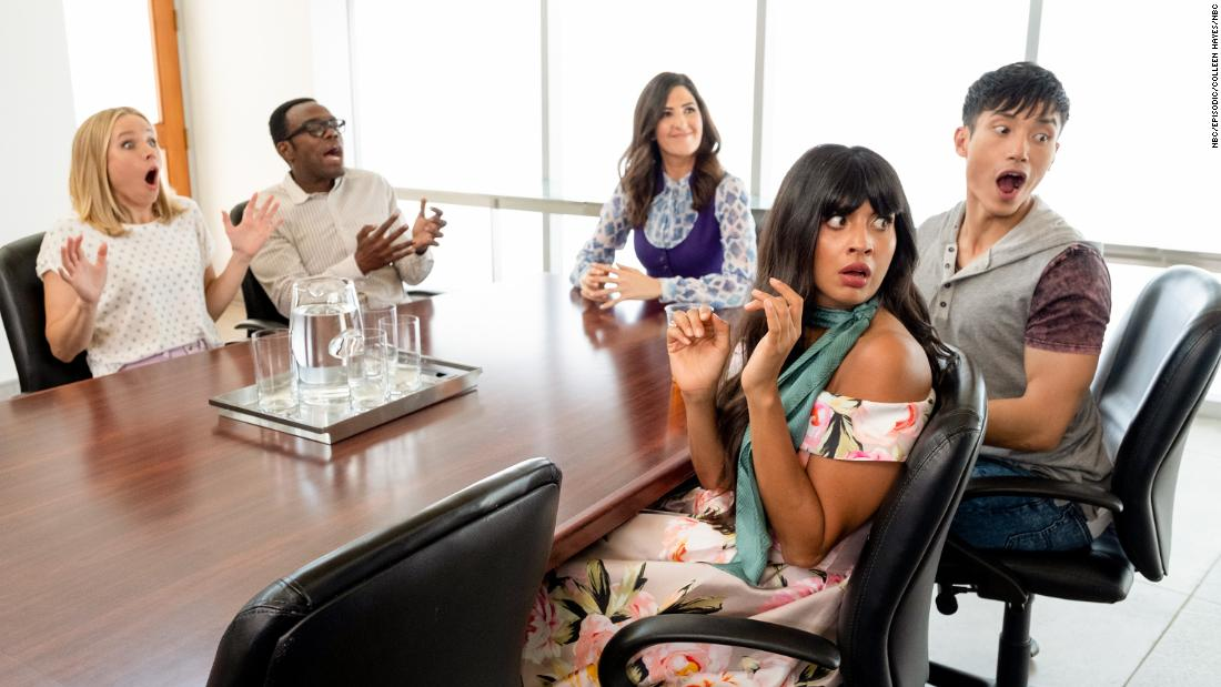 How 'The Good Place' made the cast, creative team and maybe even the viewers better people